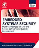 Embedded Systems Security: Practical Methods for