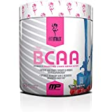 FitMiss Women's BCAA Powder, Post Workout Recovery Drink for Muscle Recovery and Muscle Toning Strawberry Margarita, 30 Servings