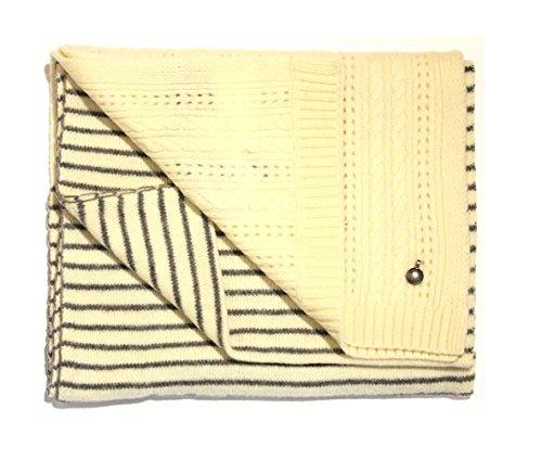 T Scarf u W's Woolrich Cashmere Wool beige wxXgfxAqO1