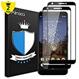 Alinsea Screen Protector for Google Pixel 3A XL [2 Pack] 9H Tempered Glass