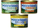 Natural Balance Limited Ingredient Diets Wet Dog Food Variety Pack (4) Duck & Potato (4) Fish & Sweet Potato (4) Chicken & Sweet Potato