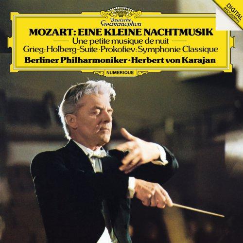 Mozart: Eine kleine Nachtmusik / Grieg: Holberg Suite / Prokofiev