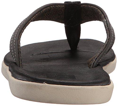 Men's Black Sanremo Quiksilver Grey Black Sandal dTHqdxXf