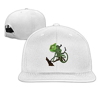 ColorSee Funny Cartoon Lizard Men Women Baseball Caps Snapback Hip Hop Flat Hat