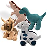 Passionfruit Dinosaur Plush Stuffed Animals | Adorable 12-Inch Dinosaur Toys for Boys and Girls | Assortment of Soft, Squeeza