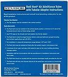 Studor - 40170 20391 Redi-Vent Air Admittance Valve