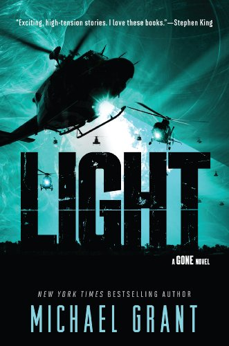 Light (Gone Book 6) (Os Ein Light)