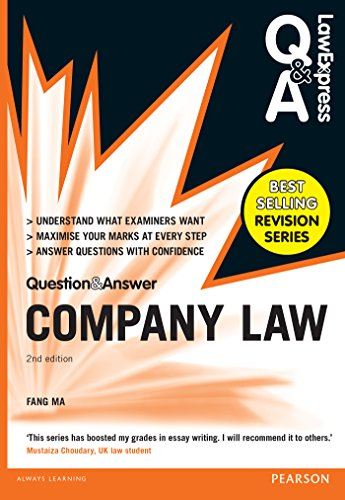 law express question and answer company law q a revision guide rh amazon com Cartoon Brownies Brownie Pizza