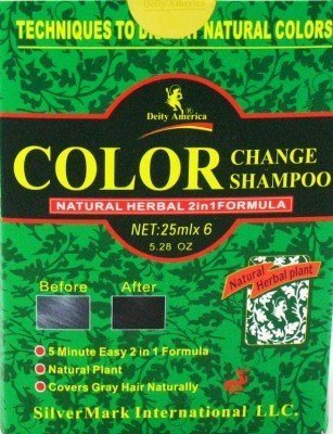 Deity Shampoo Color Change Kit