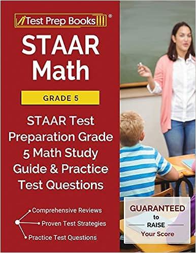 tea staar study guide fifth grade math