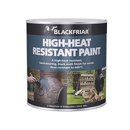 high heat paint. Black Bedroom Furniture Sets. Home Design Ideas