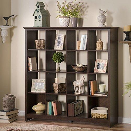 Bush Elegant Design Furniture Buena Vista 16-cube Storage