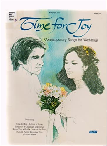 Time for Joy ; Contemporary Songs for Weddings ; Vocal Piano