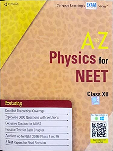 Buy A To Z Physics For Neet Book Online At Low Prices In India A