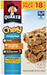 Quaker Chewy Granola Bars, Variety Va...
