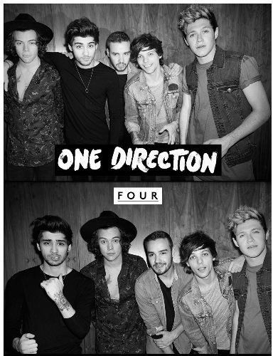 one direction 4 - 2