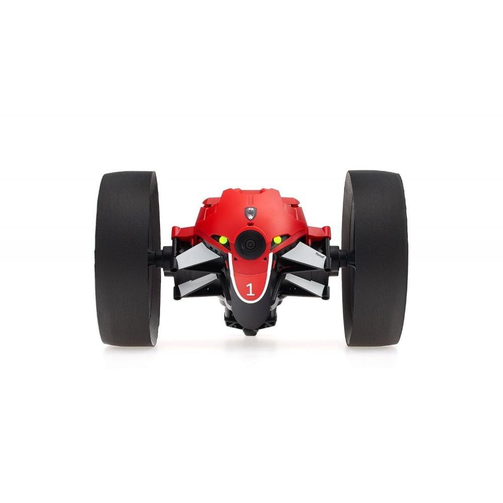 Parrot Minidrone Jumping Race Max color rojo PFAA