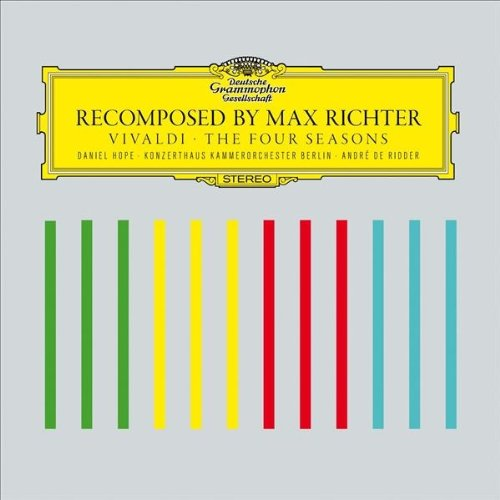 CD : Daniel Hope - Recomposed By Max Richter: Vivaldi Four Seasons (CD)