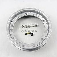 Romsion Accessories - Llanta de aluminio para llantas