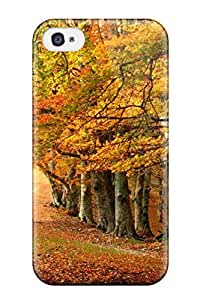 TYH - Slim Fit Tpu Protector Shock Absorbent Bumper Autumn Case For Iphone 6 4.7 phone case