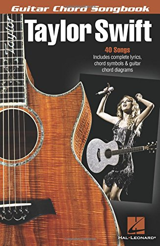 Taylor Swift - Guitar Chord Songbook (Gu