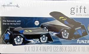 Batman Batmobile Funzip Gift Box By Hallmark