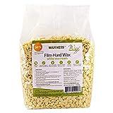Wax Necessities Film Hard Wax Beads - White Tea Cream 35.27 oz (1000g)
