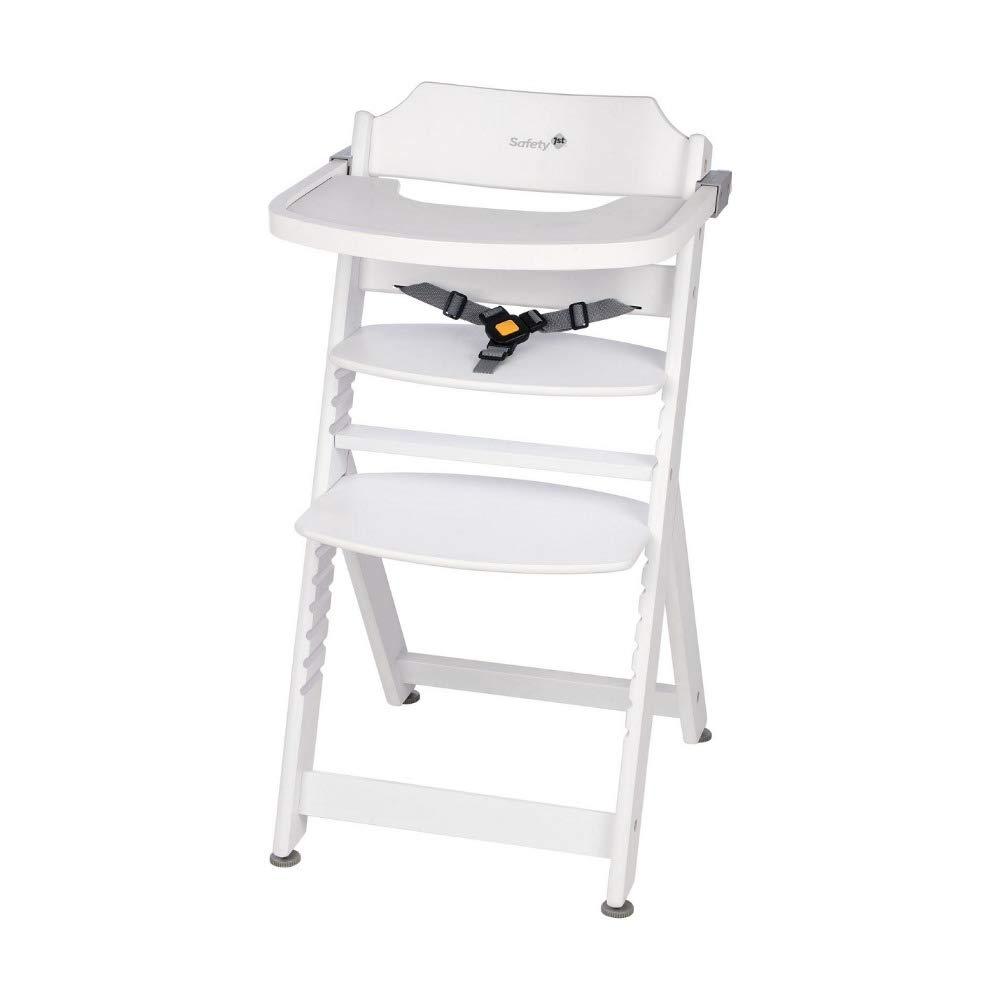 Trona de madera Timba de Safety 1st, silla de mesa para niñ o, Natural silla de mesa para niño Dorel 27620100