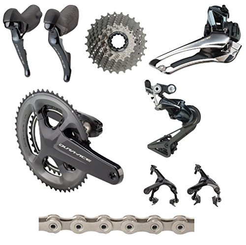 Shimano Dura-Ace 9100 170mm Compact Groupset ()