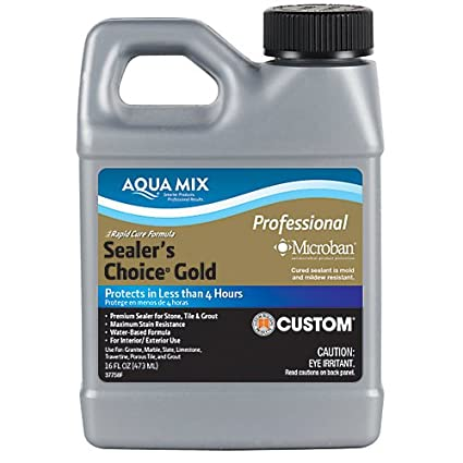 Aqua Mix Sealeru0027s Choice Gold   Pint
