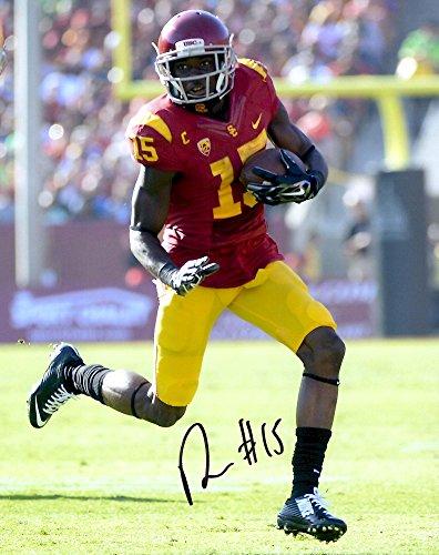 Nelson Agholor USC Trojans Autographed 8