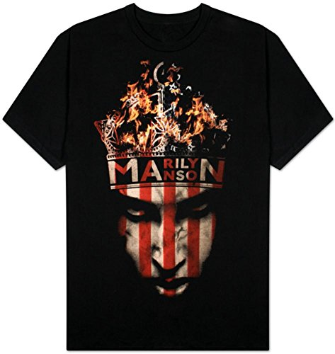 Marilyn Manson - American King T-Shirt Size S