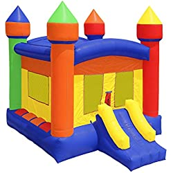 Inflatable HQ Commercial Grade Bounce House 100% PVC Castle 16 x 16 Jump Inflatable Only