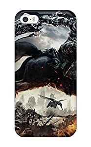 Durable Case For The Iphone 5/5s- Eco-friendly Retail Packaging(darksiders Game)