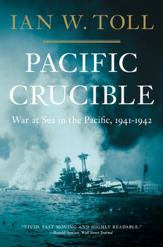 Pacific Crucible: War at Sea in the Pacific, 1941-1942
