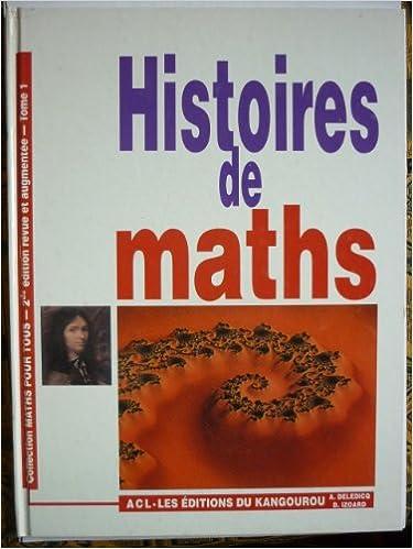Livre gratuits en ligne Histoire de maths epub, pdf