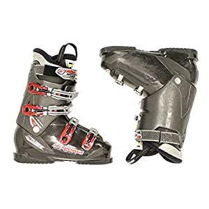Amazon Com Used Ski Boots >> Amazon Com Used Nordica Cruise Nfs 70 Mens Ski Boots Black
