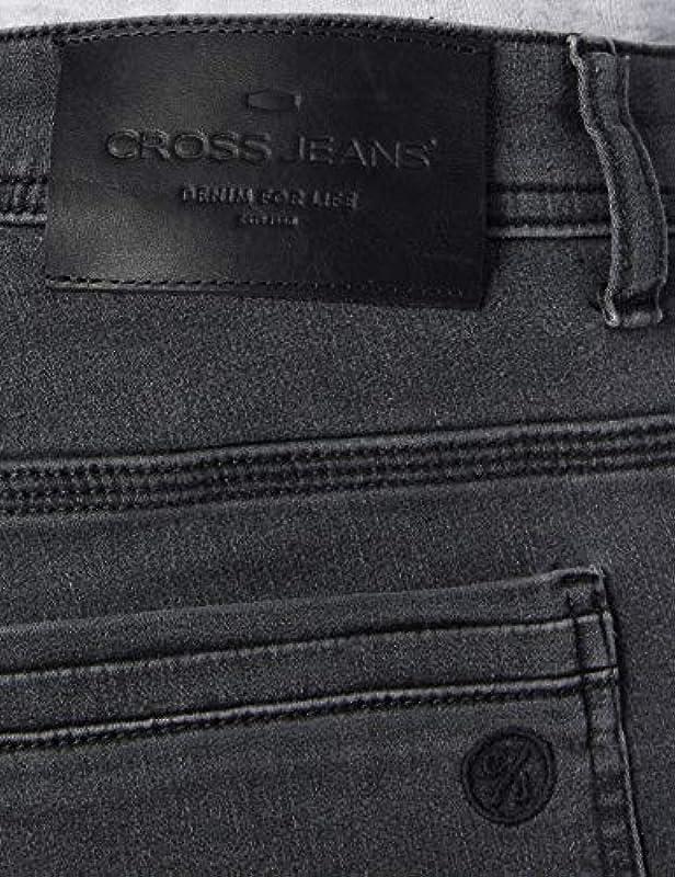 Cross Jimi dżinsy męskie: Odzież