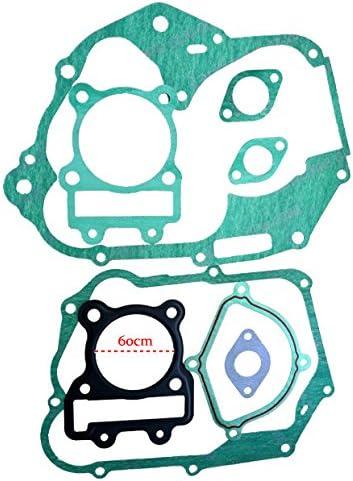 JRL 60mm Engine Head-Gasket Kit Fit Pit Bike Vehicle YINXIANG Gasket Set YX150 YX160