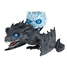 Funko Pop Rides Game of Thrones Night King on Dragon Vynil Figure