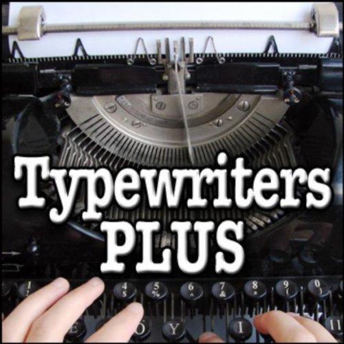Typewriter, Manual - Large Antique Underwood Typewriter, Circa 1900: Adjust Carriage, Roll, Typewriters, Authentic Sound Effects
