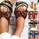 Sandals for Women Platform,Comfy Kont Bow