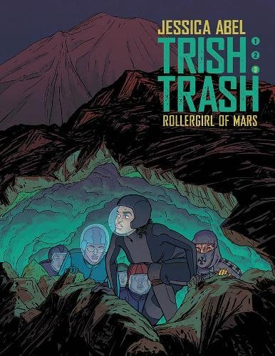 Trish Trash Vol. 3 (Trish Trash graphic novels)