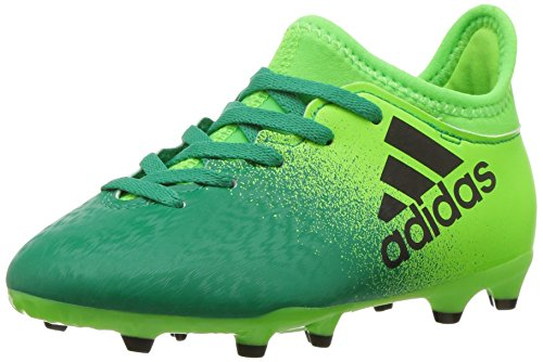 2b4f5a86717ecf Galleon - Adidas Performance Kids  X 16.3 Firm Ground Soccer Cleat ...