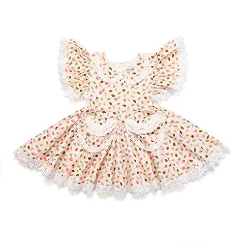 Girls Baby Doll Dress - 6