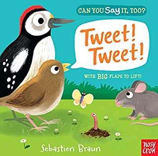 Book Cover: Can You Say It, Too? Tweet! Tweet!