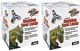 (2 Pack) Zoo Med Reptile Basking Spot Lamp 250 Watts