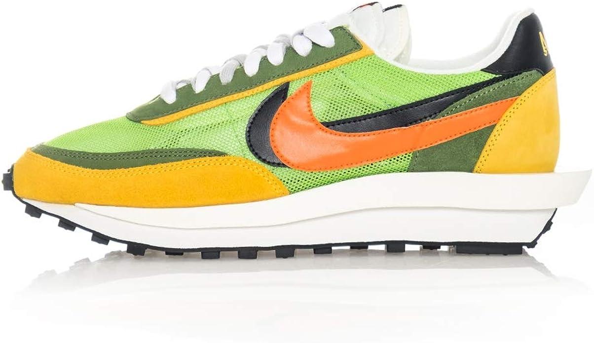 Nike Mens LD Waffle/SACAI Green Gusto