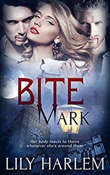 Bite Mark: Paranormal Threesome Romance by [Harlem, Lily]