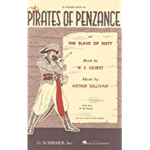 The Pirates of Penzance: Chorus Parts